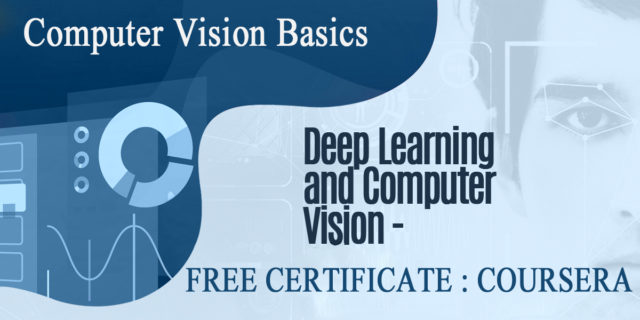 Computer Vision Basics Course Answers - Certificate Coursera