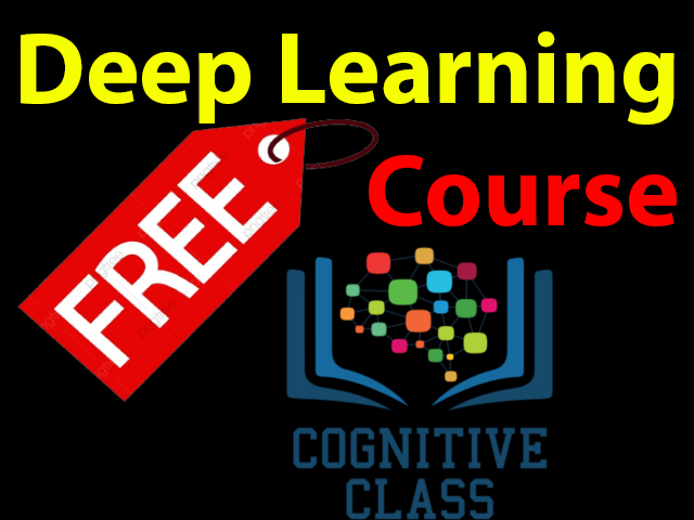 Deep Learning Fundamentals Exam Answers - Cognitive Class - IBM
