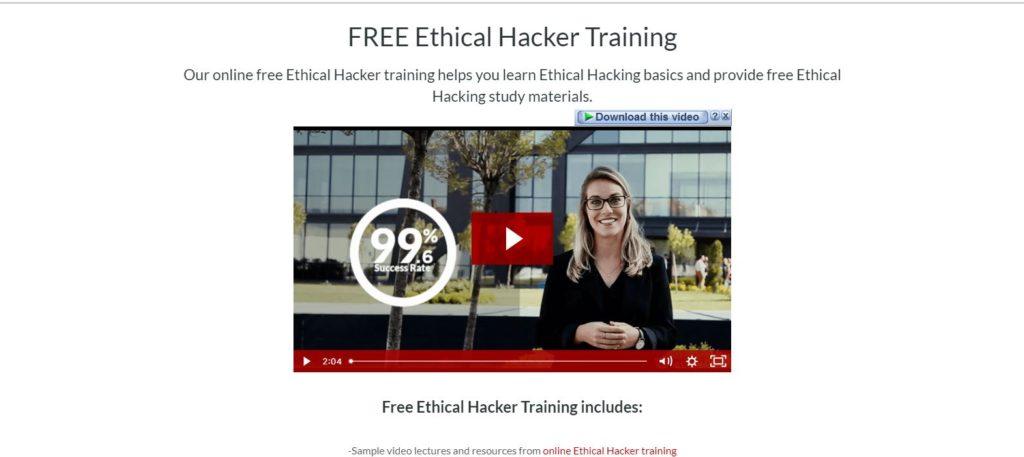 Free hacking training