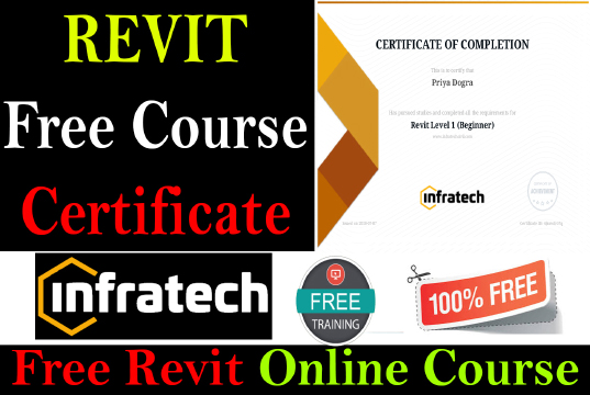 Revit Online Course With Free Certificate