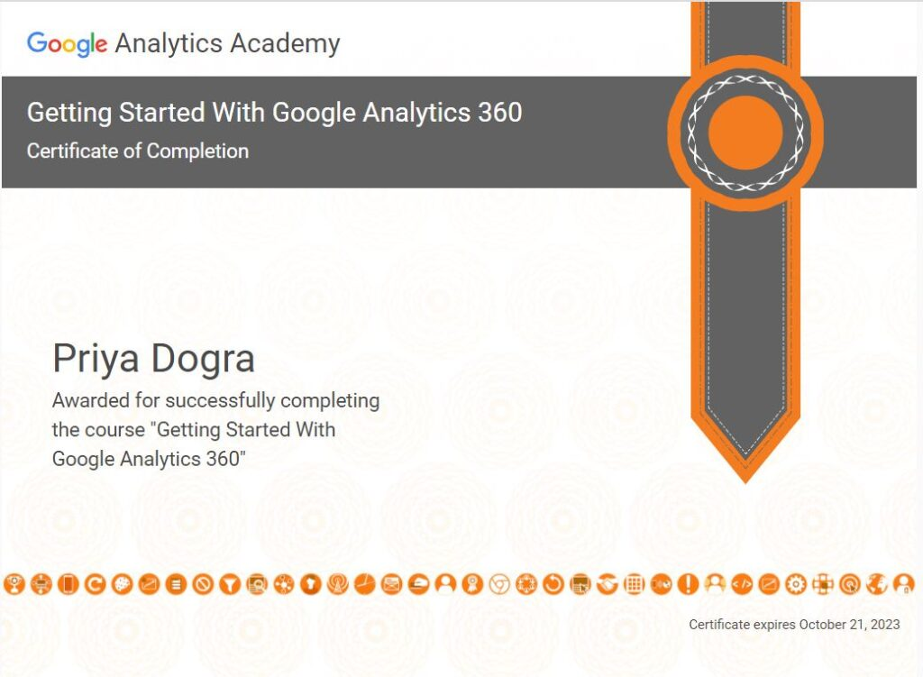 google analytic 360