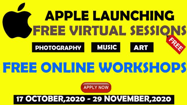 apple event , apple workshop