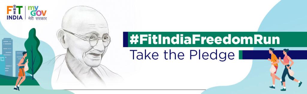 Fit India Freedom Run Pledge Certificate
