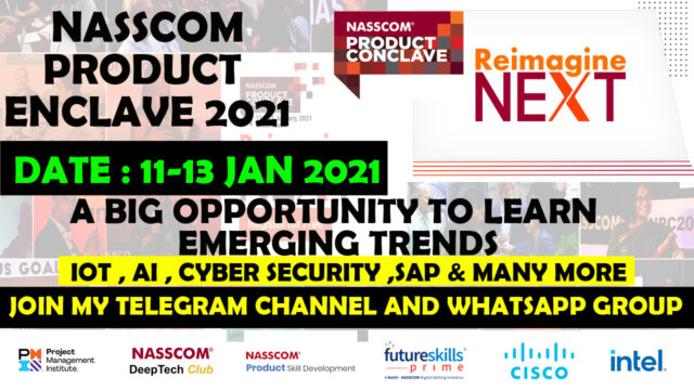 Nasscom Product Conclave 2021