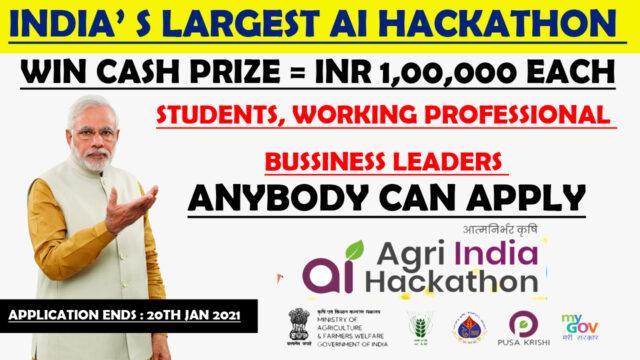 agri india hackathon 2021