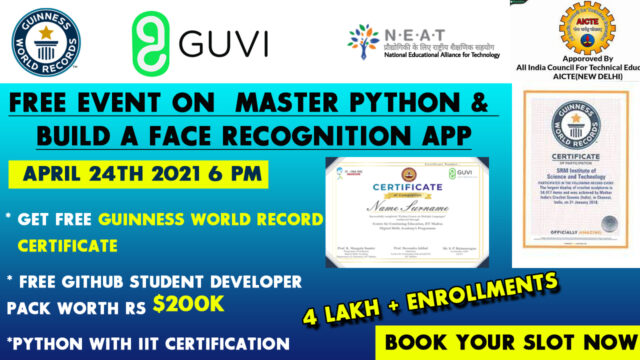 guinness world records free certificate
