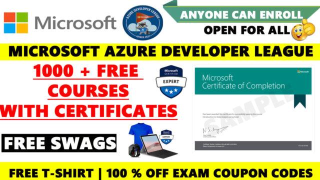 Microsoft Azure developer League
