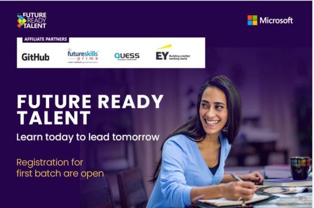 FUTURE READY TALENT program