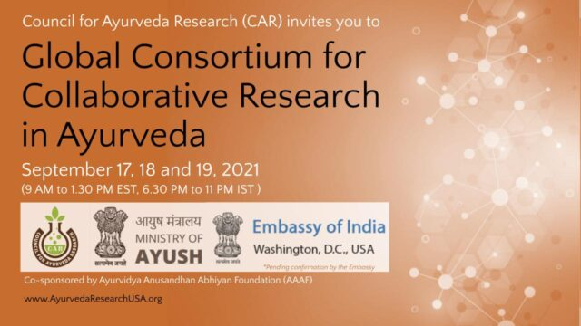 Global Consortium for Collaborative Research in Ayurveda