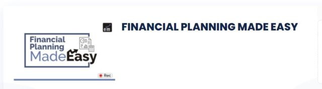 financial planning made easy free course