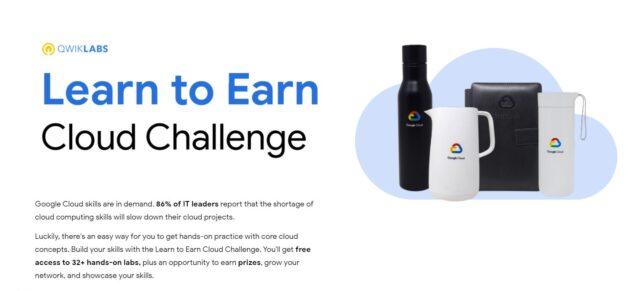 learn to earn challenge challenge