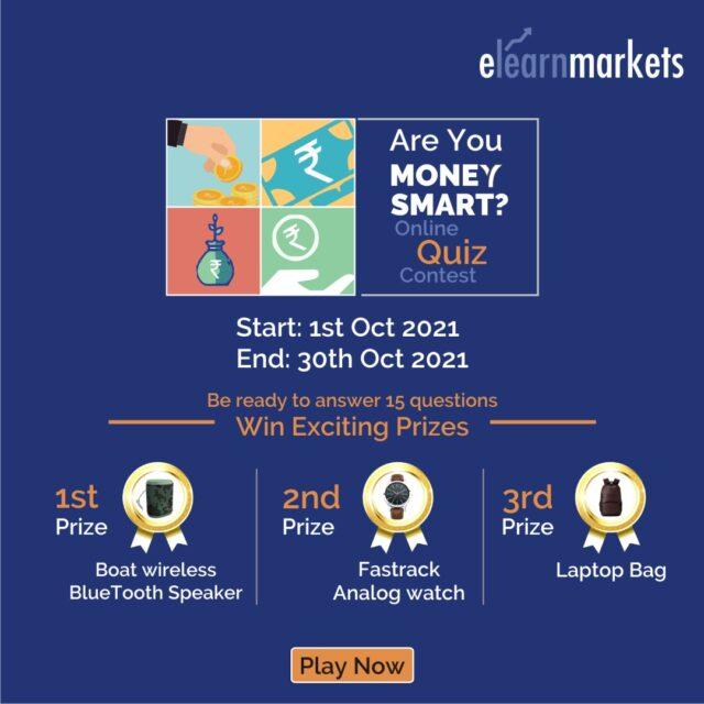 financial Quiz certificate