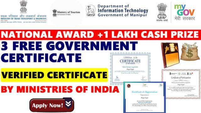 good smaritan award scheme
